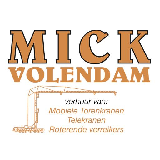 Logo Mick Kraanverhuur