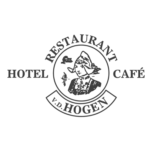 Logo Hotel Restaurant Café Van den Hogen