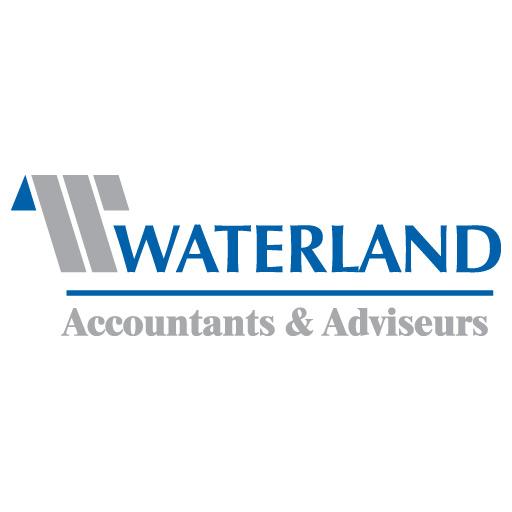 Logo Waterland Accountants